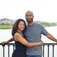 Sugar Land Engagement Photography – Ron and April