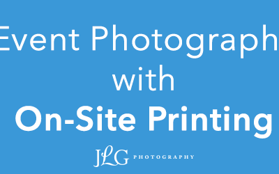 On-Site Printing – Houston Event Photography