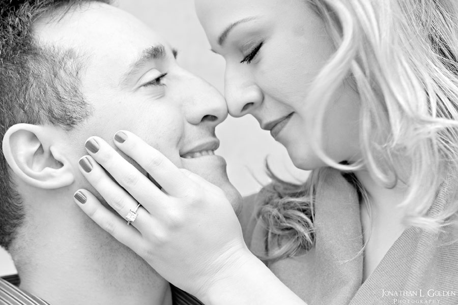 Mindy-&-Greg-Engagement-intimate-b&w