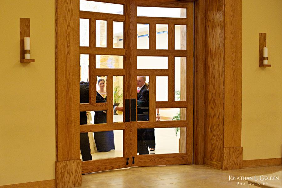 Deborah-and-Keith-debs-entrance