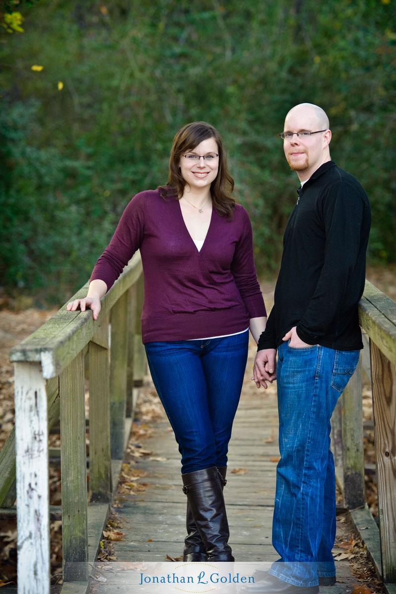 engagement-portrait-herman-park-bridge-1