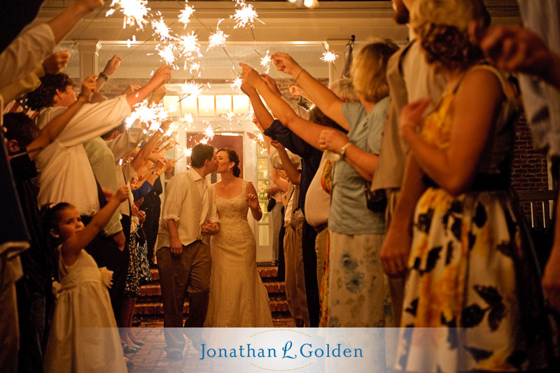 bride-groom-sparkler-exit-photography-erin-dave
