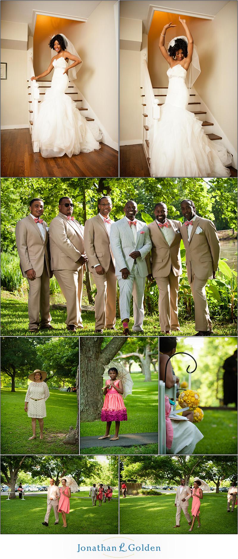 Orchard at Caney Creek Wedding Photographs